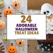 Cute Halloween Treats, Snacks, Food Recipes