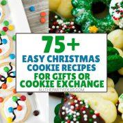 Easy Christmas Cookies, Desserts, Treats Recipes