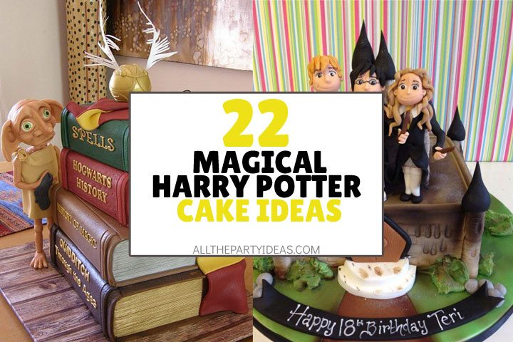 magical harry potter cake ideas