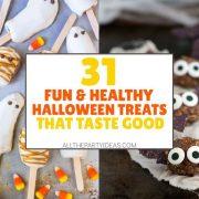 Healthy Halloween Treats, Snacks, Fruit, Candy Ideas