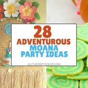 How to Plan a Moana Birthday Party: DIY Ideas