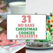 No-Bake Cookies for Christmas - Recipes for Desserts, Bars, Treats