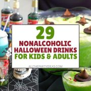 Nonalcoholic Halloween Drinks & Punch Recipes for Kids, Teens, Adults