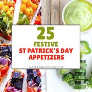 St. Patrick's Day Appetizers - Recipes & Ideas