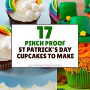 St. Patrick's Day Cupcakes & Decoration Ideas - Recipes, Tutorials, Tips