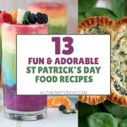 St. Patrick's Day Food Recipes - Brunch, Appetizers, Desserts & More