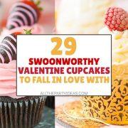 Valentine's Day Cupcakes & Decoration Ideas - Recipes, Tutorials, Tips